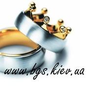 Обручальные кольца. Изготовление ювелирных изделий на заказ.